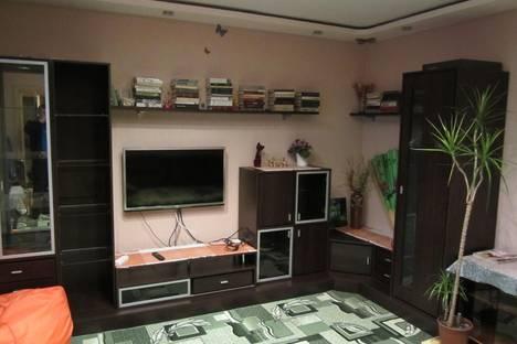 Сдается 1-комнатная квартира посуточнов Нефтеюганске, 15 мкр.,дом 9.
