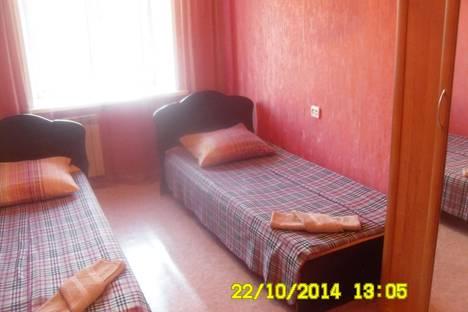 Сдается 2-комнатная квартира посуточнов Кызыле, ул. Калинина, 16.