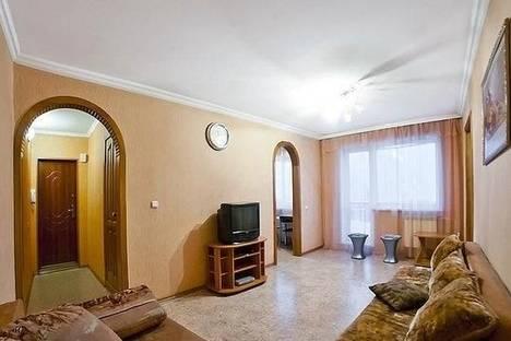 Сдается 2-комнатная квартира посуточно в Туле, проспект Ленина, 60.