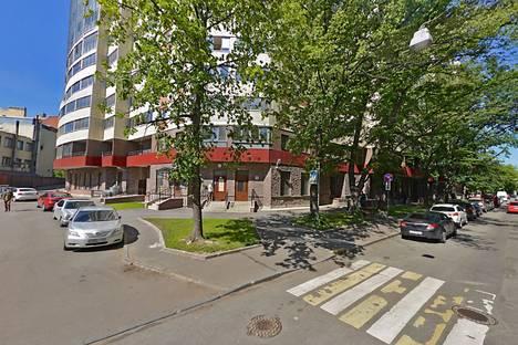 Сдается 1-комнатная квартира посуточнов Санкт-Петербурге, Ул. Александра Матросова, 20к2.