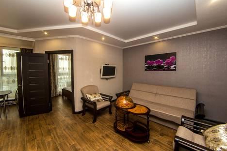 Сдается 2-комнатная квартира посуточнов Краснодаре, ул. Красная, 176,литер 1/3.