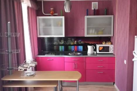 Сдается 1-комнатная квартира посуточно в Ярославле, ул.Ухтомского 21.