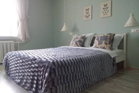 Сдается 2-комнатная квартира посуточнов Тюмени, ул. Республики, 92.