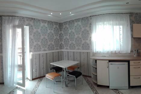 Сдается 1-комнатная квартира посуточно в Береговом, приморская 14.