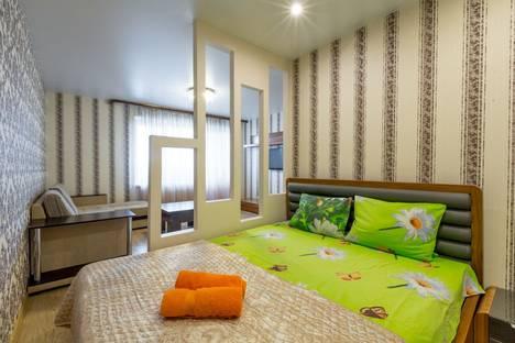 Сдается 1-комнатная квартира посуточнов Туле, Максима Горького 1г.