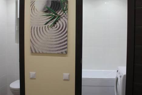 Сдается 1-комнатная квартира посуточнов Тюмени, Домостроителей, 22.