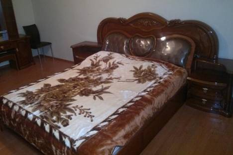 Сдается 3-комнатная квартира посуточно в Ереване, пр. Месропа Маштоца, 15.