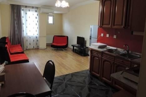 Сдается 2-комнатная квартира посуточно в Батуми, ул. Бараташвили, 1.