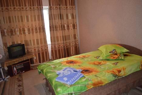 Сдается 1-комнатная квартира посуточно в Бишкеке, горького,214.