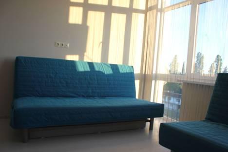Сдается 1-комнатная квартира посуточно в Адлере, Цветочная 44.