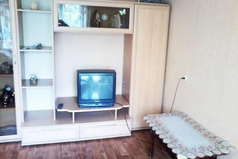 Сдается 1-комнатная квартира посуточно в Костроме, улица Ленина, 56.
