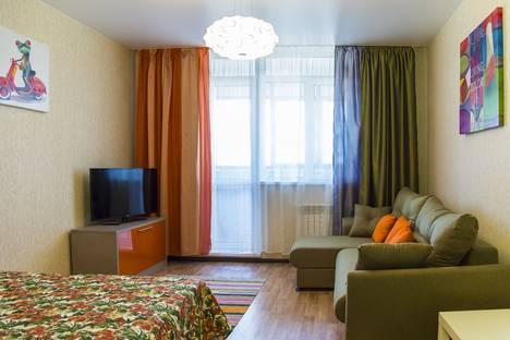 Сдается 1-комнатная квартира посуточно, Чернышевского, 81.