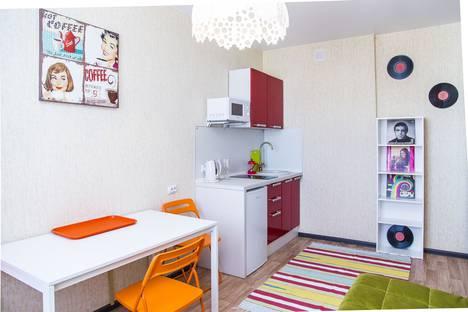 Сдается 1-комнатная квартира посуточнов Красноярске, Чернышевского, 81.
