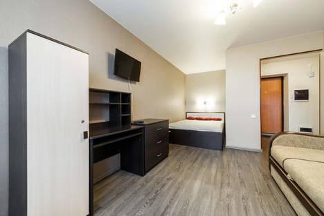 Сдается 1-комнатная квартира посуточно, Чапаева,72а.