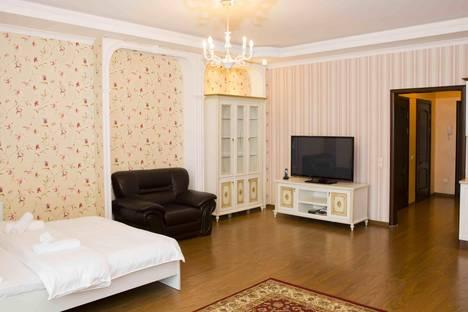 Сдается 1-комнатная квартира посуточно в Алматы, ул. Брусиловского, 163.