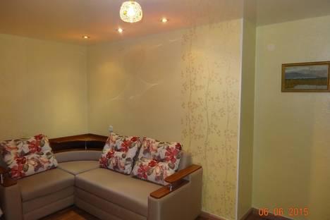 Сдается 1-комнатная квартира посуточно в Комсомольске-на-Амуре, Пр-кт: Интернациональный, 6.