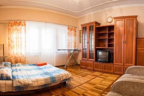 Сдается 1-комнатная квартира посуточнов Алматы, Абая, 64.