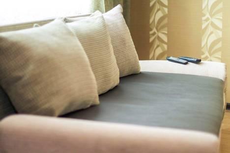 Сдается 1-комнатная квартира посуточно в Астане, ЖК Лазурный квартал, Сарайшык 5.