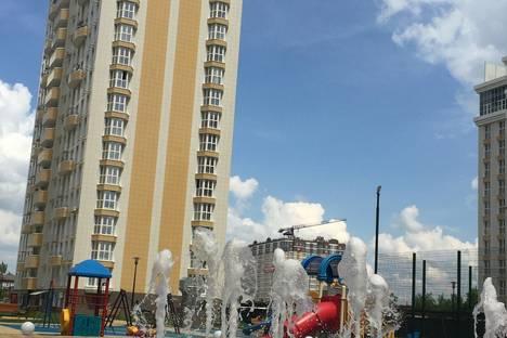 Сдается 2-комнатная квартира посуточно в Краснодаре, ул. Красная, 176.