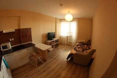 Сдается 2-комнатная квартира посуточнов Ижевске, ул. Ленина, 93.