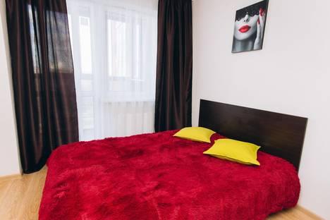 Сдается 1-комнатная квартира посуточно в Екатеринбурге, ул. Репина, 68.