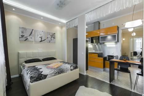 Сдается 1-комнатная квартира посуточнов Ломоносове, Кронштадтская ул 13 к2.