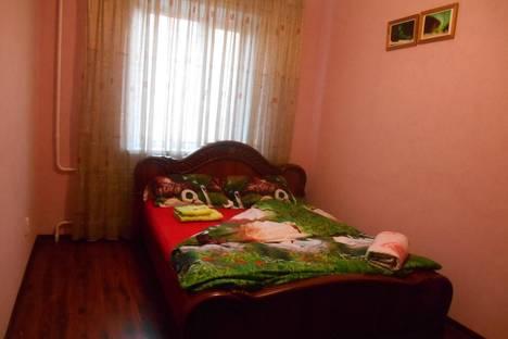 Сдается 2-комнатная квартира посуточнов Усинске, Парковая,18, Парковая 4.