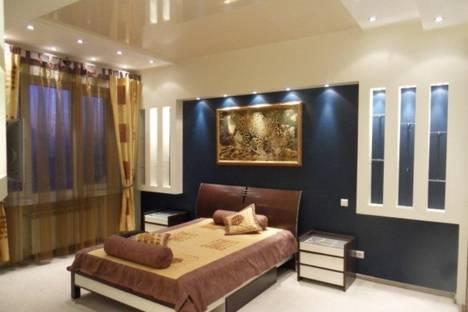 Сдается 1-комнатная квартира посуточнов Екатеринбурге, Смазчиков 5.
