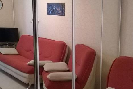 Сдается 1-комнатная квартира посуточнов Усинске, ул. Приполярная,  6а.
