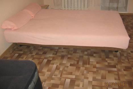Сдается 1-комнатная квартира посуточнов Томске, переулок Картасный, 6.