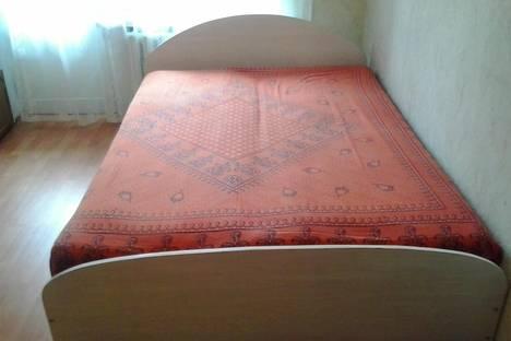 Сдается 2-комнатная квартира посуточно в Железноводске, ул. Чапаева, 27.
