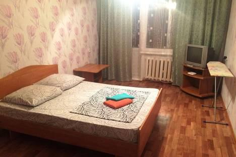 Сдается 1-комнатная квартира посуточнов Минусинске, Народная 23.