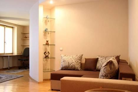 Сдается 2-комнатная квартира посуточно в Кишиневе, Армянская, 47.