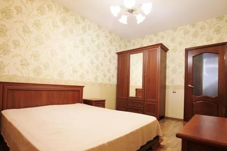 Сдается 1-комнатная квартира посуточно в Люберцах, Митрофанова дом 21.