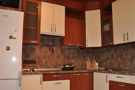 Сдается 1-комнатная квартира посуточно в Люберцах, ул.Попова дом 38.