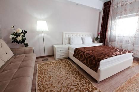 Сдается 1-комнатная квартира посуточно в Кишиневе, пр-т Штефан чел Маре, 1.