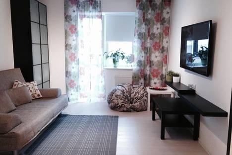 Сдается 1-комнатная квартира посуточнов Санкт-Петербурге, Варшавская улица, дом 6 корпус 1.