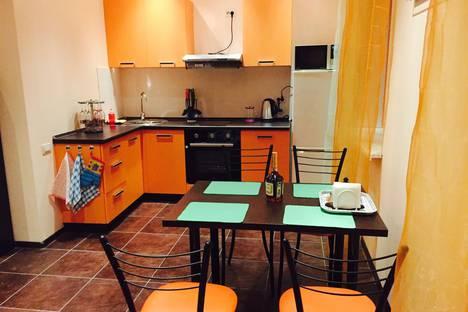 Сдается 1-комнатная квартира посуточно в Зеленой поляне, Солнечная ул40.,.