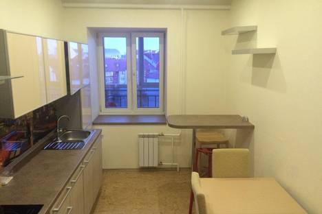 Сдается 1-комнатная квартира посуточнов Салехарде, ул. Совхозная, 8.
