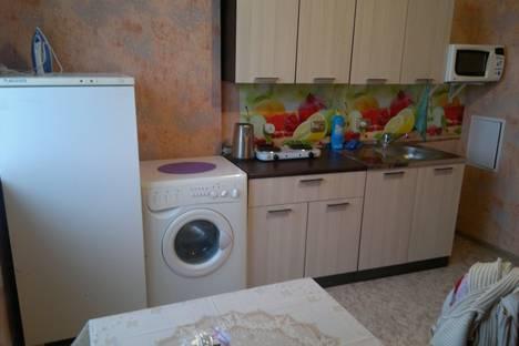 Сдается 1-комнатная квартира посуточнов Оренбурге, ул. Комсомольская 199/1.