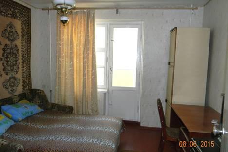 Сдается 2-комнатная квартира посуточнов Новоотрадном, 3-й микрорайон, 98.
