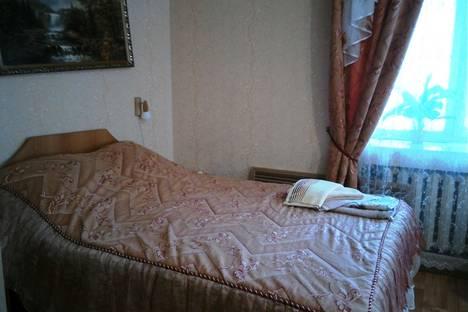 Сдается 1-комнатная квартира посуточнов Чусовом, Оборина д.28.
