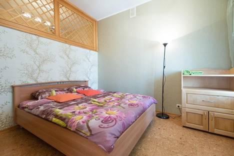 Сдается 2-комнатная квартира посуточнов Томске, переулок Типографский, 2б.