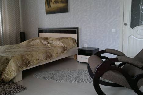 Сдается 1-комнатная квартира посуточно в Рязани, ул. Вокзальная, д.51А.