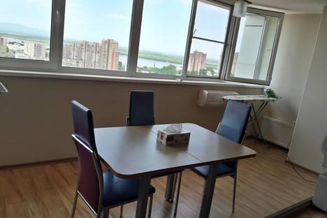 Сдается 1-комнатная квартира посуточно, ул. Знаменщикова, 10.