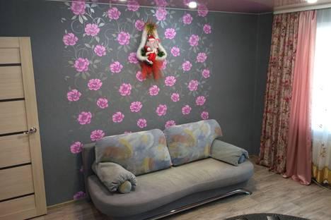 Сдается 1-комнатная квартира посуточно в Слюдянке, ул. Пушкина, 15.