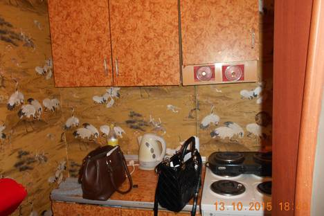 Сдается 1-комнатная квартира посуточно в Горно-Алтайске, Коммунистический проспект, 59.