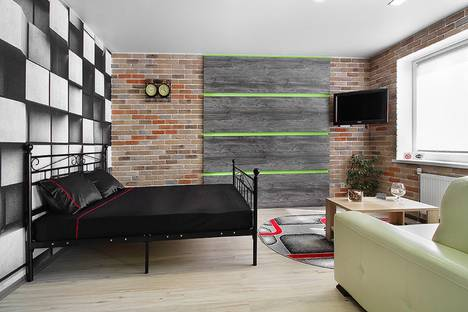 Сдается 1-комнатная квартира посуточнов Витебске, Правды, 66к.
