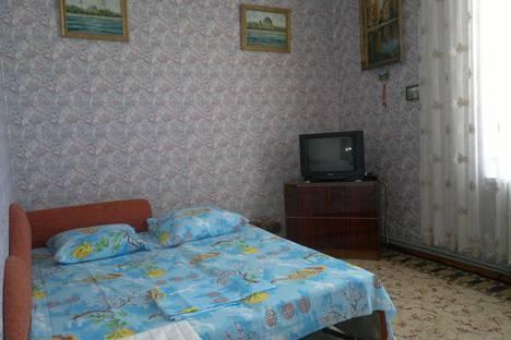 Сдается 1-комнатная квартира посуточно в Евпатории, Пионерская 7.