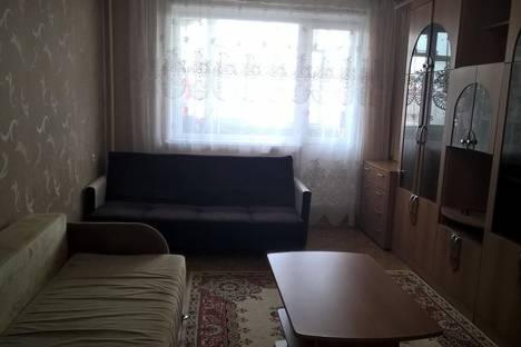 Сдается 2-комнатная квартира посуточно в Нижневартовске, чааева 15/1.
